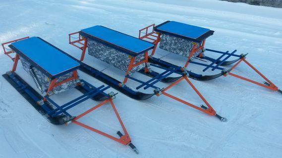 аксессуары для снегоходов и рыбалки