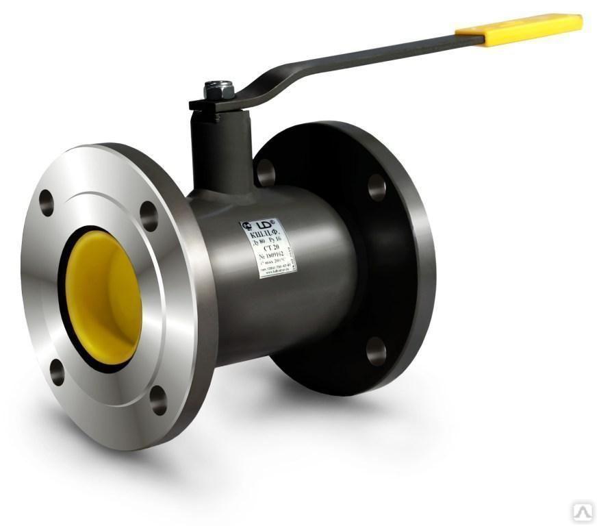 электроприводы для шаровых кранов ld