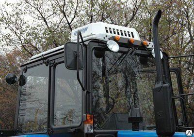 Установка кондиционеров на трактора в Краснодаре приточный вентилятор с подогревом воздуха купить